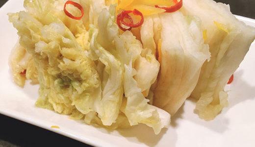 白菜の漬物(゚∀゚ノノ゙パチパチパチパチ
